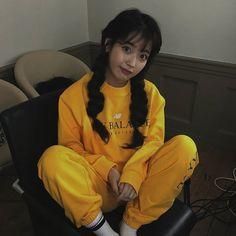 Good night #iu #quotes #aestheticedit #aesthetic #ulzzanggirl #koreangirl #ulzzangfashion  Good night #iu #quotes #aestheticedit #aesthetic #ulzzanggirl #koreangirl #ulzzangfashion #ulzzangboy #ulzzangfriends #style #ulzzangstyles #redvelvet #kard #ioi #heize #suran #ailee #leehi #taeyeon #kaasy Cute Korean Girl, Asian Girl, Kpop Outfits, Cute Outfits, Lee Hi, Iu Fashion, Style Fashion, Girl Inspiration, Korean Music