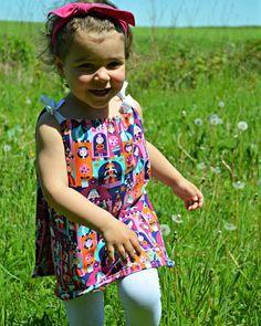 Fabric design by BORA -- Princess castle -- Deborah van de Leijgraaf -- #lillestoff #nähen #sewing #fabric