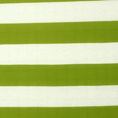 Chartreuse Green and Oatmeal Stripe Cotton Jersey Blend Knit Fabric $6.00/yard.