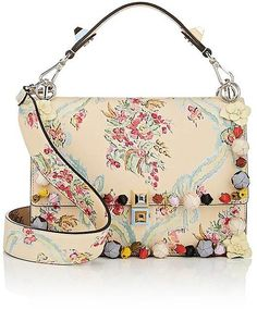 dad47404c46 Fendi Women s Kan I Shoulder Bag  fashion  pandafashion  shoulderbag   fendi. White HandbagLeather ...