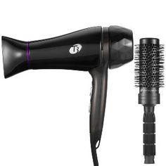 T3 - Featherweight Luxe 2i $250. Expensive but worth it. Gives the best blowout ever and brush is great too. Supposedly better for  hair vs. air drying.
