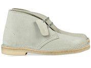 Groene Clarks Originals boots Desert Boot enkelaarsjes