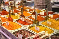 Guía básica de especias: usos culinarios y propiedades (Parte I) - El Sabor de lo Bueno Spice Mixes, Sweet And Salty, Sin Gluten, Casserole Recipes, Cooking Tips, Tapas, Cravings, Food To Make, Curry