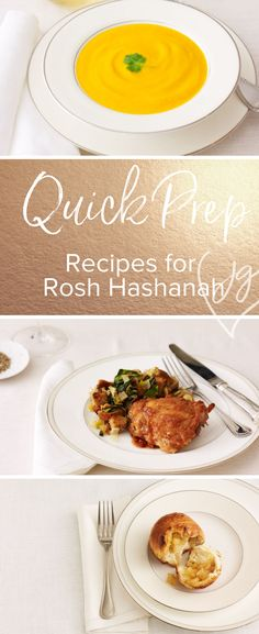 Quick prep recipes for Rosh Hashanah and the High Holidays you will love to serve at your holiday meal sukkotrecipes Sukkot Recipes, Jewish Recipes, Fall Recipes, Holiday Recipes, Dinner Recipes, Delicious Recipes, Kitchen Recipes, Cooking Recipes, Honey Glazed Chicken