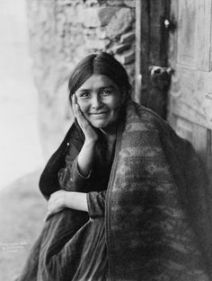 A Navaho smile early 1900's [1203 x 1600]