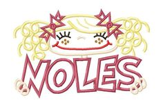 *little girl Nole