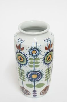 I want this so bad! Angelucci 20th Century • Royal Copenhagen Vase