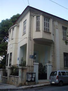 Πίσω στα παλιά : Παλιά σπίτια στα Πατήσια Mansions, House Styles, Home Decor, Luxury Houses, Interior Design, Home Interior Design, Palaces, Mansion, Mansion Houses