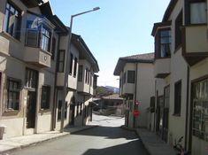 Burdur houses