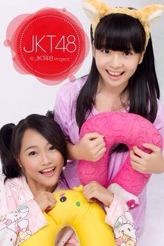 Rona Anggreani, Cindy Yuvia #JKT48 #AKB48