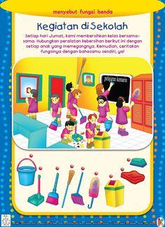 Menyebutkan Fungsi Benda | Ebook Anak