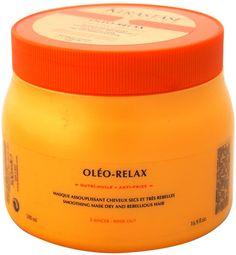 unisex kerastase nutritive oleo relax masque hair mask 16.7 oz
