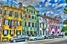 The Shorthaul – jetBlue – $126: Boston – Charleston, South Carolina (and vice versa). Roundtrip, including all Taxes