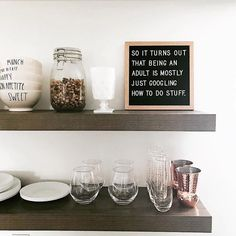 The most versatile and minimalist decoration for your home - felt letter board. Totally in love with and all of the fun boards they create! Inspirational and funny letter board quotes. The Letter Tribe Felt Letter Board, Felt Letters, Sarcasm Quotes, Witty Quotes, Inspirational Quotes, Love Husband Quotes, Love Quotes, Funny New Year, Funny Letters