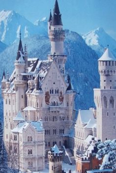 Germany's 10 Most Beautiful Castles (VIDEO) #Travel #Amazing #Castles #Germany