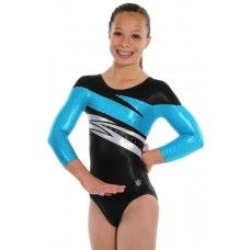 Daunting Competition Leotard