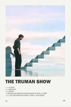The Truman Show alternative movie poster Visit my shop - seen . - The Truman Show alternative movie poster Visit my shop – seen … – - Iconic Movie Posters, Minimal Movie Posters, Minimal Poster, Movie Poster Art, Poster Wall, Poster Poster, Cinema Posters, Disney Movie Posters, Horror Posters
