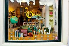 The Otherist - Lovely little shop selling beautiful curiosities, Leliegracht 6   http://www.otherist.com