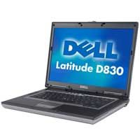 Laptop Dell Latitude D830,4g ddr2, 320gb, 15 inch 1280x800