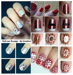 Christmas nails inspiration