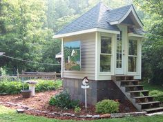 A tiny cute house <3