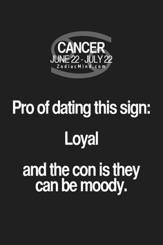 Astrology cancer hookup cancer astrology dates
