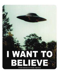 I miss the X-Files.