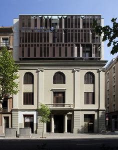 30 habitatges còrsega - barcelona - rahola vidal - photo juny brullet