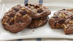 Delicious Carrot Cake Cookies made from Duncan Hines Classic Carrot Decadent Cake Mix are perfect for any occasion.