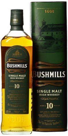 Die traditionsreiche Bushmills Destillerie im County Antrim ist die älteste lizensierte Whiskey-Distillerie der Welt. Alle Whiskey's werden in der Anlage - der Old Bushmills Distillery in Nordirland produziert und beherbergt ein attraktives Besucherzentrum. Jährlich erfahren über 120'000 Besucher wie irischer Whiskey hergestellt wird.Ein muss für den Kenner von Whiskey ist der Genuss eines 10 Jahre alten Bushmills. Dieser wird im Minimum 10 Jahre in amerikanischen Bourbon Fässern gelagert…