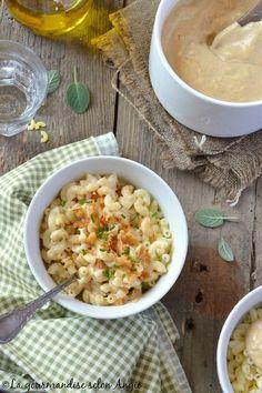 sauce fromagère végétale 1