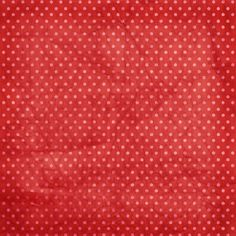 Heart Handmade UK: Free Download | Red Polka Dot Background Paper
