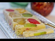 Turrón de frutas confitadas - Cocinando con CatMan.com