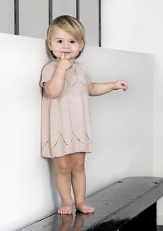 Quality Wool and Yarn Largest UK Stockists of Sandnes and Kauni Knitting Patterns and Knitting Yarns, Norwegian and Estonian. Knitting For Kids, Baby Knitting Patterns, Baby Boy Outfits, Kids Outfits, Toddler Dress Patterns, Maternity Dresses For Baby Shower, Baby Barn, Knit Baby Dress, Baby Pullover