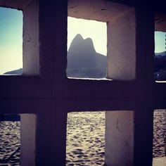 enquadrado - Ipanema, Rio