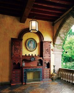 Trade the nightly news for the nightingale song at the charmingly tranquil and mod con-less Hacienda San Gabriel.