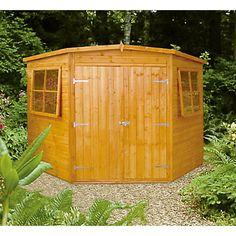 Garden Sheds Homebase wickes corner shed shiplap shed 8 x 8 | wickes.co.uk | garden
