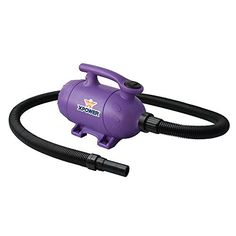 XPOWER B2 2 HP ProAtHome 2in1 Pet Force Dryer and Vacuum Purple ** Want additional info? Click on the image.-It is an affiliate link to Amazon.
