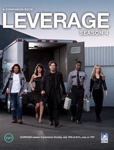 "It doesn't always take a massive marketing budget and team to produce a second screen experience for a scripted show. TNT's Leverage, which recently began it's fifth season, has become ""the first major TV series to do a behind-the scenes episode guide as an iBooks Author title"""