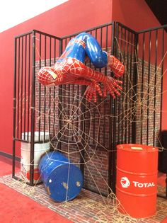 Spiderman, Canning, Sculptures, Spider Man, Home Canning, Conservation, Amazing Spiderman