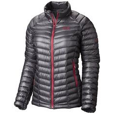 The wold's lightest, full-featured down jacket, its Q.Shield Down 800-fill insulation #resists #moisture and retains critical loft even when wet. Low profile quil...