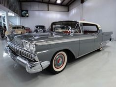1959 FORD GALAXIE TOWN VICTORIA HARDTOP