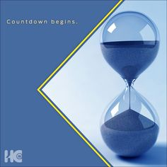 The Too Good to Hurry Countdown Begins.