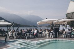 A Destination Wedding at Lake Mergozzo, Italy by Duepunti Wedding Photography- Full Post:http://www.brideswithoutborders.com/inspiration/panoramic-lakeside-destination-wedding-in-italy-by-duepunti-photography