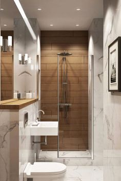 Luxury Bathroom Master Baths Dreams is unquestionably important for your home. Whether you pick the Luxury Bathroom Master Baths Beautiful or Luxury Master Bathroom Ideas, you will make the best Small Bathroom Decorating Ideas for your own life. Modern Small Bathrooms, Modern Bathroom Design, Bathroom Interior Design, Beautiful Bathrooms, Bathroom Small, Master Bathrooms, Bath Design, Mirror Bathroom, Bathroom Vanities
