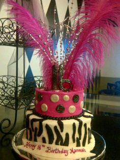 girls birthday cake ideas | Girl Birthday Cakes