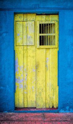 Cozumel, Mexico door