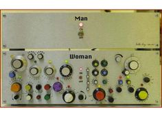 Switchboard for Man & Woman