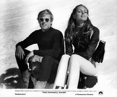Naturally, Camilla Sparv outshines a pristine white layer of snow and Robert Redford (swoon)… at the same time. Let it glow.