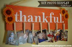 DIY Photo Display - Ink361 Review & Giveaway #Shop #ad
